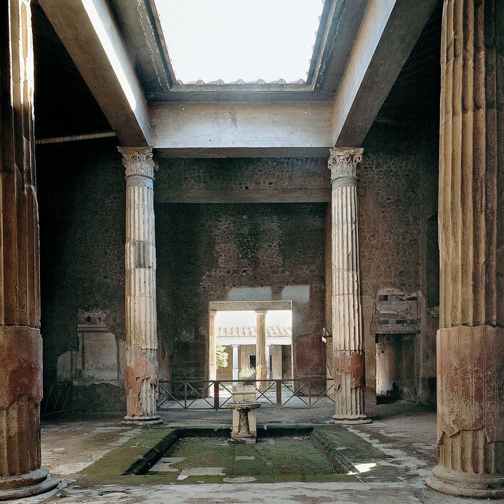 La Casa Delle Nozze D Argento A Pompei Sar 224 Restaurata E