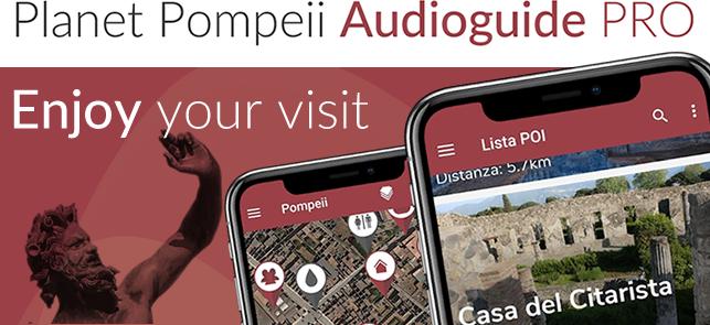 Planet Pompeii Audioguide PRO