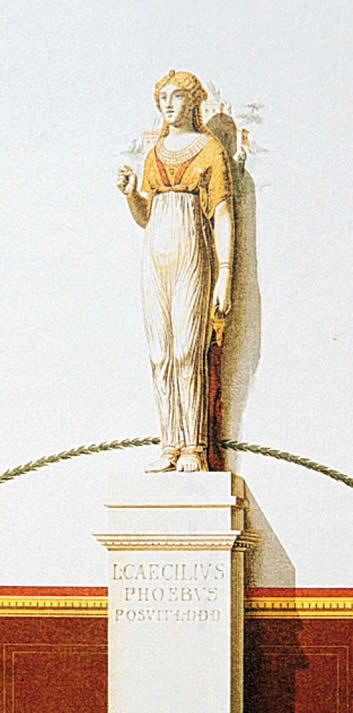 Statue of Isis