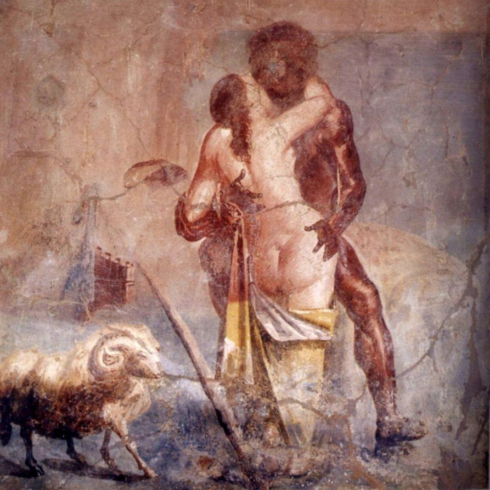 The propitiatory value of Eros: erotic art in Pompeii