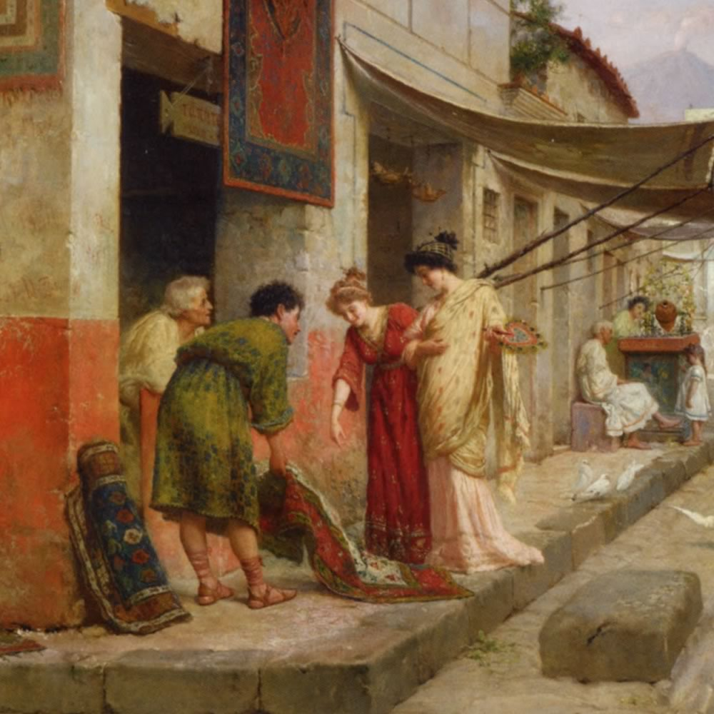 Any day in Ancient Rome: the daily life of a Roman