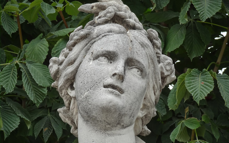 Ceres, goddess of agriculture