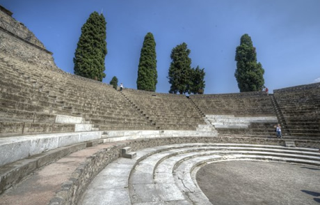 The Large Theatre